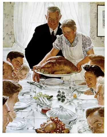 rockwell_thanksgiving