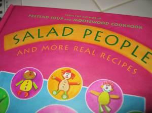 Salad People by Molly Katzen