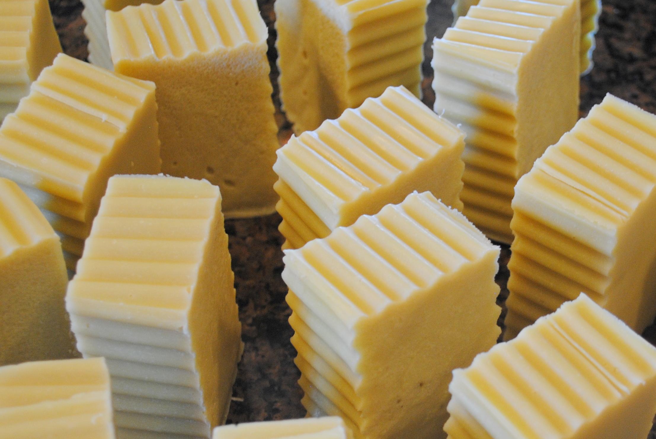 Cold Process Kitchen Soap Recipe