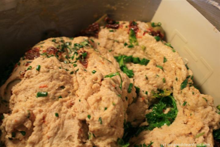 VVP herbed kale bread 4