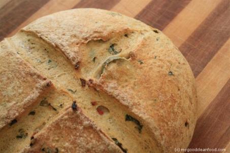 VVP herbed kale bread 8